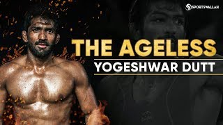 Yogeshwar Dutt's topsy-turvy ride to the 2012 Olympic bronze medal