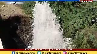 Rajkot: ગૌરીદળ પાસે પાણીની લાઇનમાં ભંગાણ - Mantavya News