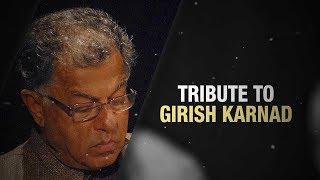 RIP Girish Karnad: Veteran playwright-actor passes away at 81