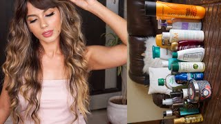 Best Hair Care Products For Long Hair! Coloured, Frizzy hair , Hairfall, Dandruff etc.