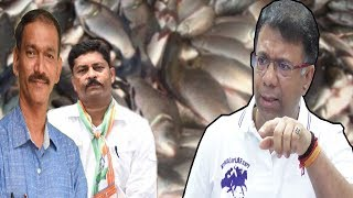 Formalin Issue: Vishwajit Rane Takes a Dig At Congress Asks If Girish Or Amarnath Is a Scientist