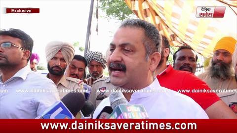 Minister Vijay Inder Singla ने बताया Fateh को निकालने के लिए मशीनों का क्यों नहीं हुआ इस्तेमाल
