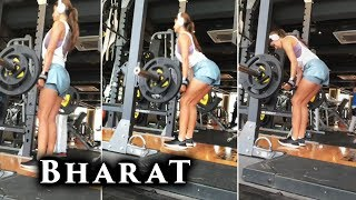 Salman's Bharat Co-Star Disha Patani WORKOUT Goes Viral
