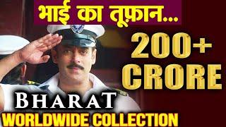 BHARAT Worldwide Collection   BOX OFFICE   Salman Khan   MASSIVE