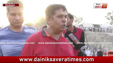 Exclusive Interview : Simarjit Bains बोले सरकार की बजह से हुई Fatehveer के Rescue में देरी