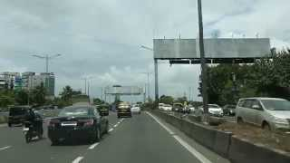 Mumbai City Video HD | Mumbai Highway | Mumbai road