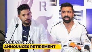 Ajaz Khan Reaction On Cricketer Yuvraj Singh Retirement Announcement