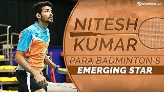 Nitesh Kumar: From an IIT graduate to a para badminton champion