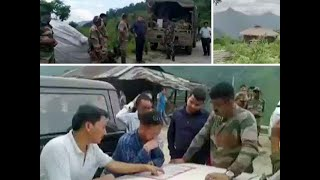 Wreckage of missing IAF AN-32 found in Siang district of Arunachal Pradesh