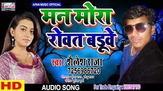 ये गाना लड़की जरूर सुने जिनका भतार बाहर गये है    Man Mora Rowat Baduwe    Shailesh Raja   
