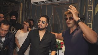 Mika Singh Grand Birthday Party With Friends | Karanvir Bohra, Sohail Khan And More