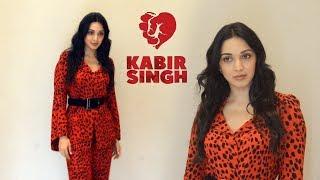 KABIR SINGH Movie Promotion | Kiara Advani Spotted At JW Marriott Juhu