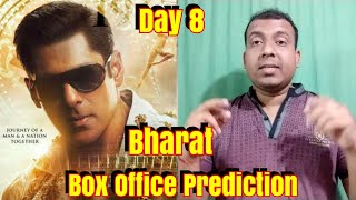 Bharat Box Office Prediction Day 8
