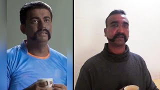 Pakistan TV ad mocks Abhinandan Varthaman ahead of India-Pak World cup match