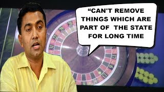 Goa Tourism's Promotional Video Highlights Casinos; CM Contradicts BJP's Stand On Casinos?