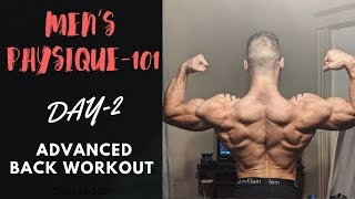 ADVANCED BACK WORKOUT! Day-2 (Hindi / Punjabi)