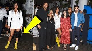 Priyanka Chopra And Zaira Wasim At The Sky Is Pink Movie Wrap-Up Party