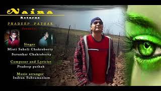 Naina Return - नैना नैनो की बात समझने लगे - New Hindi Song - Pradeep Pathak - Saheli Misti & Subho