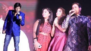 पहली बार सुनील पाल ने गाया भोजपुरी गाना ||दंग रह गए निरहुआ आम्रपाली शुभी शर्मा Sunil Pal Comedy