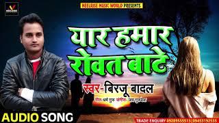 यार हमार रोवत बाटे - Yaar Hamaar Rovat Baate - Birju Badal - Bhojpuri Songs 2019 New