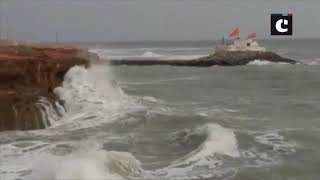 IMD issues red alert for cyclone 'Vayu' in Gujarat