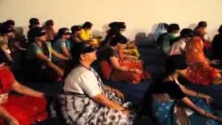 6 Day Navratra maa katiyani  Mantra Chating at Shree Shanidham.flv.flv
