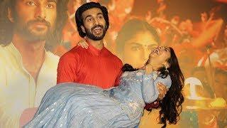 Malaal : Udhal Ho Song Launch | Sharmin Segal And Meezaan Jaffrey | Sanjay Leela Bhansali Film