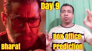 Bharat Movie Box Office Prediction Day 9