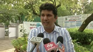 AAP Chief Spokesperson Saurabh Bhardawaj Briefs on Ankit Saxena Issue
