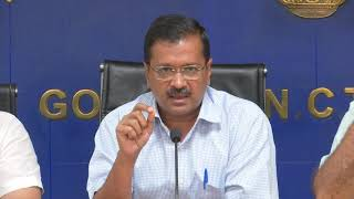 Delhi CM Briefs on the Proposal Received from DMRC for the Scheme of Free Ride for Women