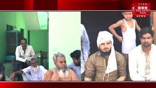 उत्तर प्रदेश के अलीगढ़ के टप्पल में इतनी भीड़ होने के बावजूद भी क्यों  पसरा है सन्नाटTHE NEWS INDIA