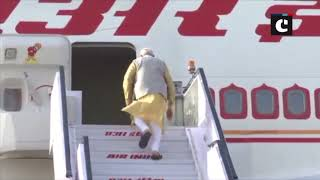 PM Narendra Modi departs for Kyrgyzstan's Bishkek to attend SCO summit