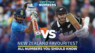 World Cup 2019, Match 18: IND vs NZ: Let's Talk Numbers