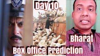 Bharat Movie Box Office Prediction Day 10