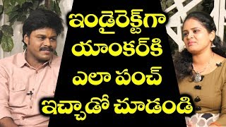 యాంకర్ కి పంచ్ | Sapthagiri Exclusive Interview | Vajra Kavachadhara Govinda | Top Telugu TV