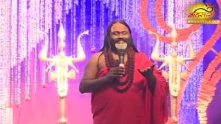 Shani Sandhya Daati Maharaj Blesshing At Shree Shanidham Paramhans Daati Maharaj