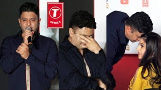 T-Series Owner Bhushan EMOTIONAL | T-series Enters Guinness World Record | Biggest Youtube Channel