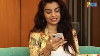 ANVESHI JAIN : What's On My Phone With Bollywoodflash - Phone Secrets Revealed