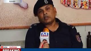 NDRF Commander GS Pathak એ Mantavya News સાથે કરી ખાસ વાતચીત