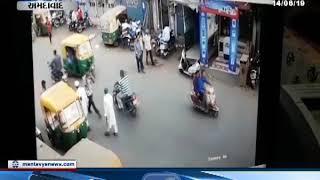 Ahmedabad: ગોમતીપુરમાં જુગારધામ પર પડાયેલી રેડ દરમિયાન એક શખ્સનું મોત
