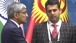 Prime Minister's address at the inauguration of India-Kyrgyzstan Business Forum in Bishkek