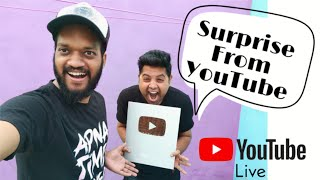 Finally We Got Something From Youtube !! Live Session !! Surprises Overload