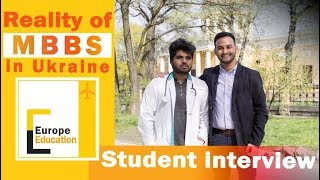 MBBS in Ukraine| Must watch| 4th year Student Interview|