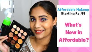 What's New in Affordable?? | Starting Rs. 55 | Blue heaven, Colorfeel, Kiss Beauty | Nidhi Katiyar