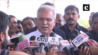 Everyone should have 'Freedom of Expression', says CM Bhupesh Baghel