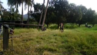 On Location  Bhojpuri Movie   Bahurani I Shooting Video Leaked