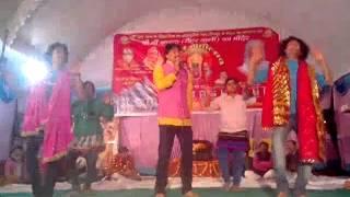 Bhojpuri Live Show  I Singer Jitender Jha