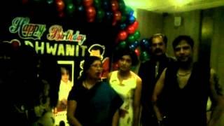 Happy  Birthday Dhwanit