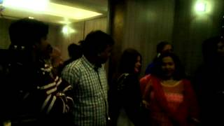 Chahat Bachchan Birthday with Ravi Kishan
