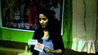 Actress Richa Soni Interview